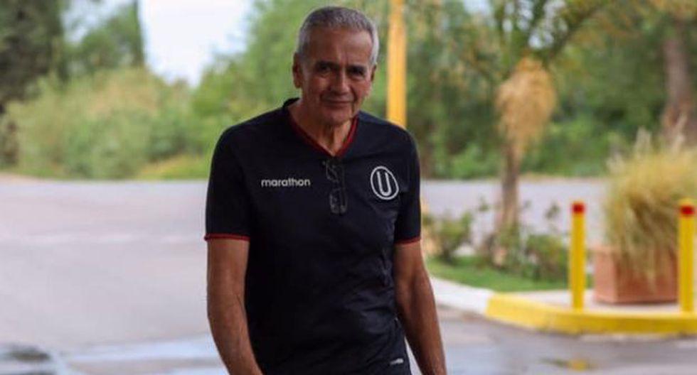 Gregorio Pérez cumple este jueves 72 años. (Foto: Universitario de Deportes)