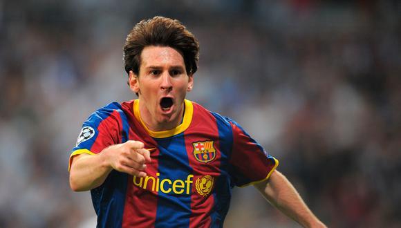 'Lionel Messi se empezó a reír', contó el defensor argentino. | Foto: AP/EFE/AFP/Reuters