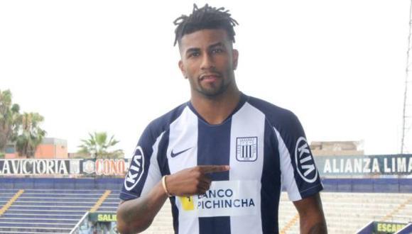 Carlos Ascues tiene 3 partidos y un gol en lo que va de la Liga 1. (Foto: Alianza Lima)