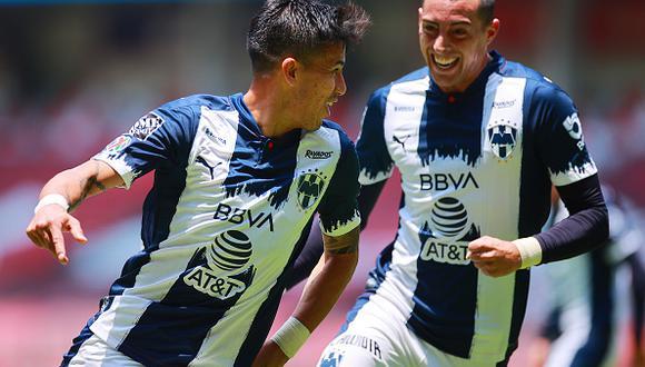 Monterrey se medirá contra el Atlético Pantoja este jueves por octavos de la Concachampions (Foto: Getty Images)