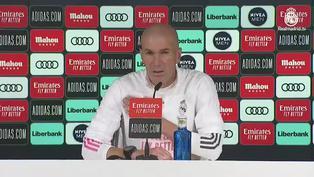 """Zidane: """"Espero que la situación del club y Ramos se arregle rápidamente"""""""