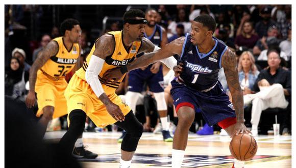 La competencia que disputan los exjugadores de la NBA regresará el otro año. (Foto: Getty Images)