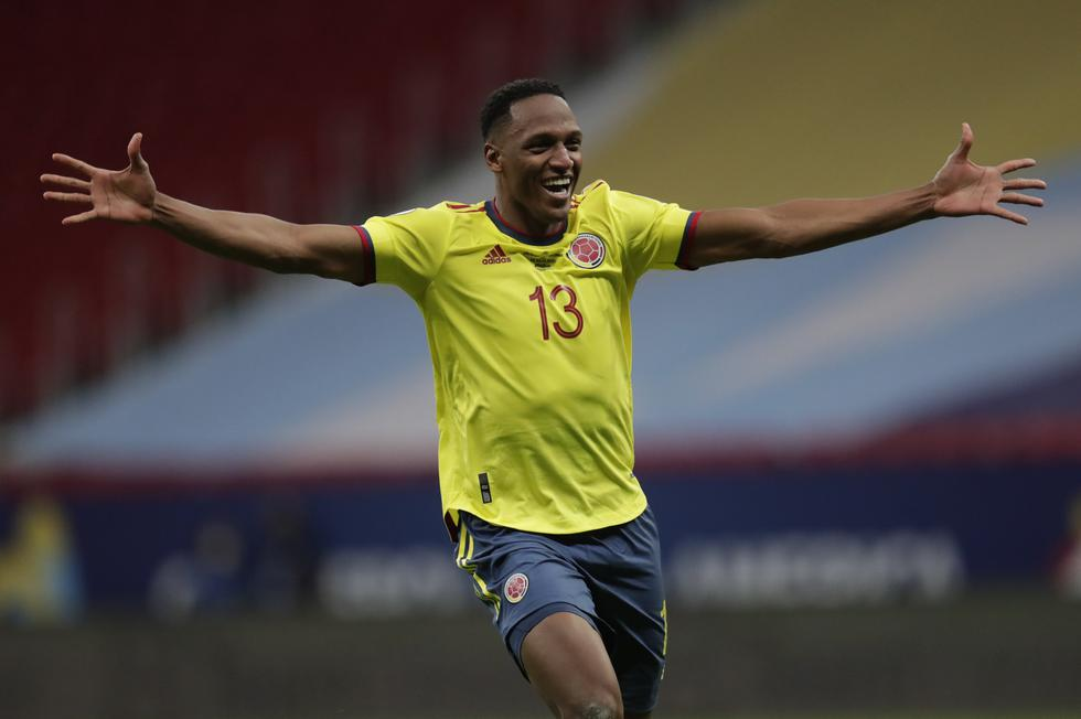 Yerry Mina - Everton (Foto: Reuters)