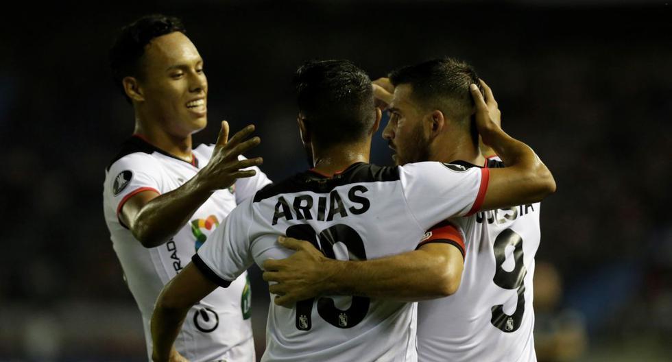 Melgar le ganó a Junior en Barranquilla, con gol de Bernardo Cuesta. (Foto: EFE)