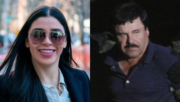 Emma Coronel contrajo matrimonio con Guzmán Loera en el verano de 2007. (Foto: Getty Images)