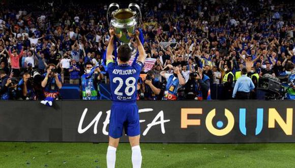 César Azpilicueta es jugador de Chelsea desde el 2012. (Foto: Twitter)