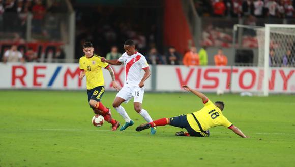 La Selección Peruana recibirá a Colombia en el reinicio de las Eliminatorias. (Foto: GEC)