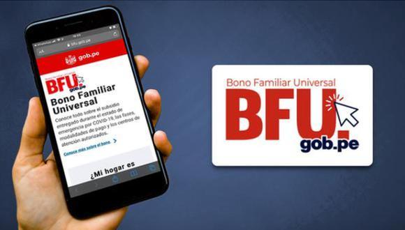 Bono Familiar Universal de 760 soles: beneficiarios y cronograma de pago vía MIDIS. (Foto: Difusión)