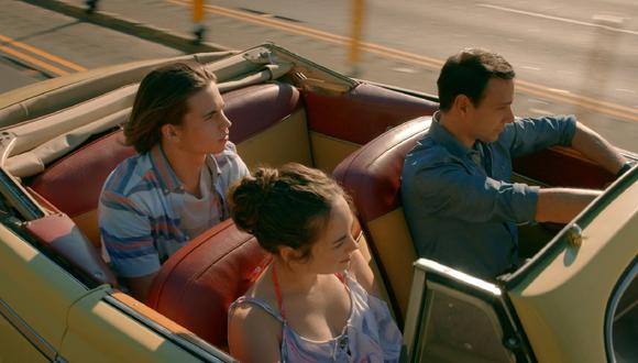 "El auto es orgullosamente utilizado por Daniel en ""Cobra Kai"" (Foto: Netflix)"