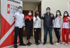 Se inició proceso de vacunación a los deportistas que nos representarán en los Panamericanos Junior