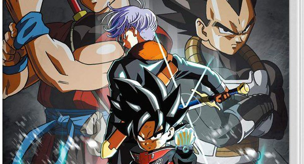 Portada de Super Dragon Ball Heroes