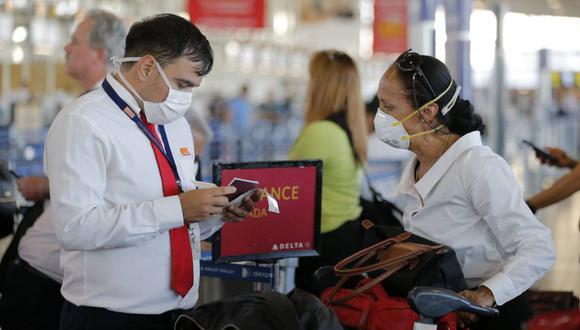 Últimas noticias y casos infectados en Chile por coronavirus al lunes 30 de marzo. (Foto: EFE)
