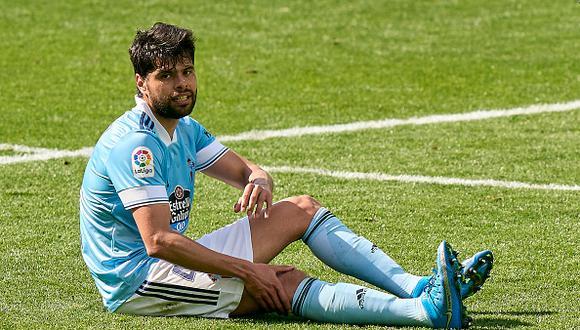 Néstor Araujo juega como defensa central en el Celta de Vigo español desde 2018 (Foto: Getty Images)