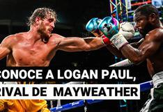 Floyd Mayweather vs. Logan Paul: la historia detrás de la inédita pelea de box
