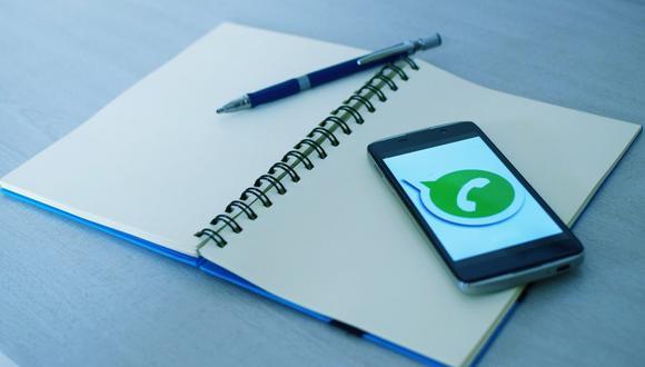 En esta oportunidad t enseñaremos dos formas para crear un bloc de notas desde WhatsApp (Foto: Archivo Mag / Beatriz Jacob / Pixabay )