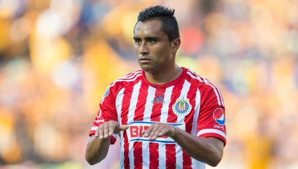 Edwin Hernández fue campeón de la Liga MX 2017 con el Chivas de Guadalajara. (Foto: Mexsport)