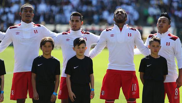 Perú vs. Nueva Zelanda: análisis uno por uno de los protagonistas del empate en Wellington. (Twitter Selección Peruana)
