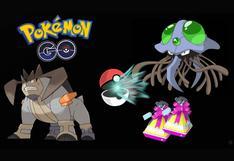 Terrakion, el Pokémon legendario, llega a nivel 5 a Pokémon GO