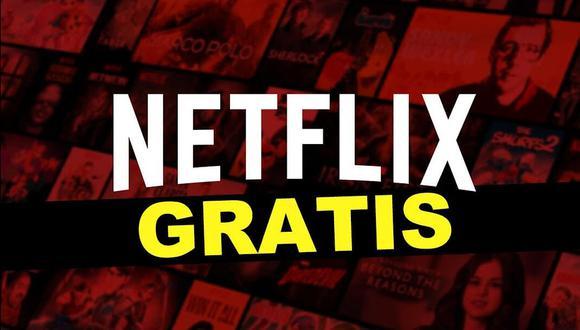 ¡Ya puedes disfrutar de series y películas gratis en Netflix usando este sencillo truco! (Foto: Descarga oficial)
