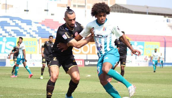 UTC vs. Alianza Universidad se enfrentaron por la fecha 6 de la Fase 2 (Foto: Liga 1)