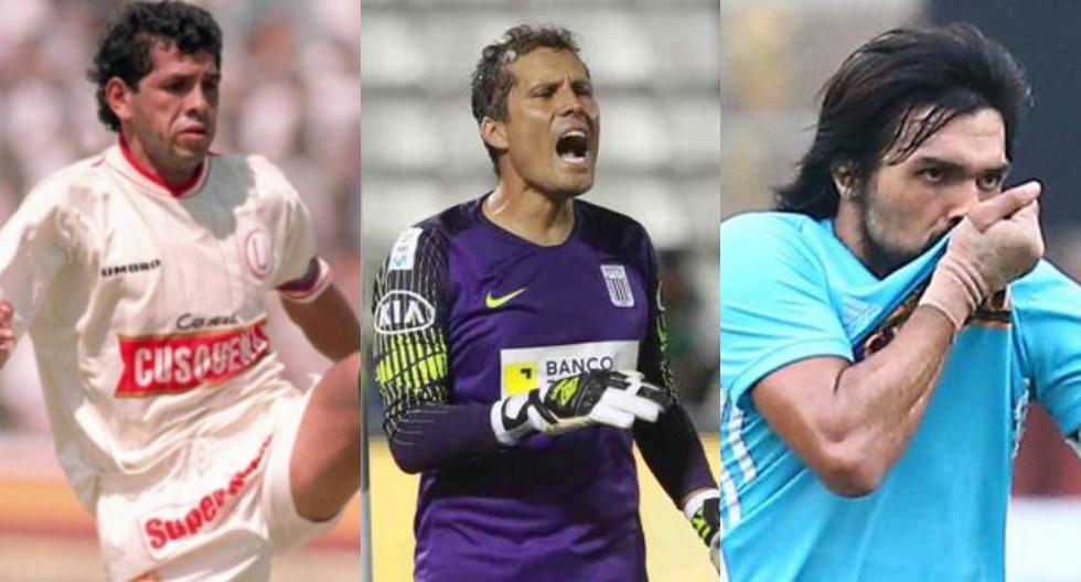 Los futbolistas que viste brillar y ya se retiraron (Foto: GEC / Facebook)