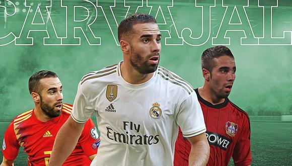 Real Madrid lo recompró en el 2013 del Bayer Leverkusen por 7 millones de euros tras una temporada en Alemania. (Foto: Depor)