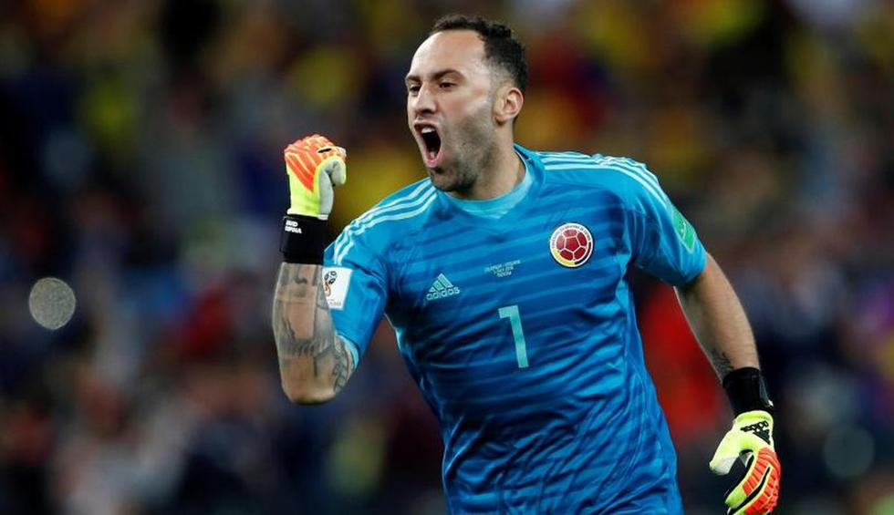 David Ospina - Selección Colombia. (Foto: EFE)