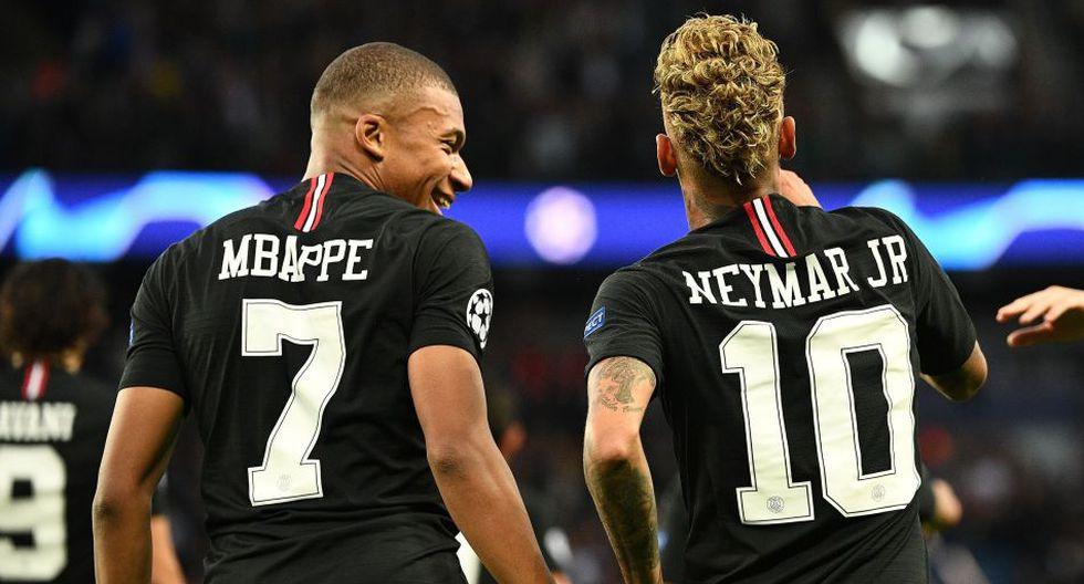 Neymar y Mbappé vienen de marcar con el PSG ante Lyon por la Ligue 1.