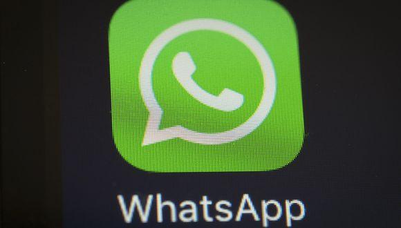¿Eres de usar más WhatsApp? Pues la aplicación de Facebook podría perder su corona frente a otra en lo que queda del 2019. (Foto: AFP)
