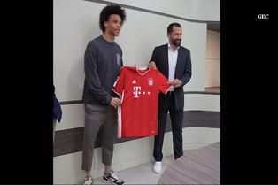 Alemania: Leroy Sané es el flamante fichaje de Bayern Munich