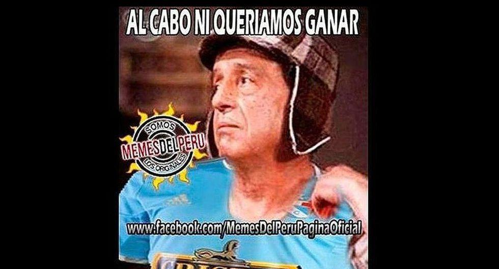 Los mejores memes tras la derrota en octavos de final de la Copa Sudamericana. (Foto: Internet)