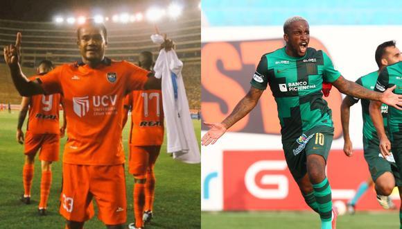 Jersson Vásquez destacó la importancia de Jefferson Farfán en Alianza Lima. (Fotos: Liga 1)
