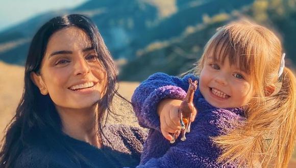 Aislinn Derbez es la hija del cómico y actor Eugenio Derbez (Foto: Instagram @aislinnderbez)