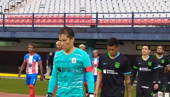 Alianza Lima cayó en su tercer partido de Copa Libertadores (Foto:Agencias)