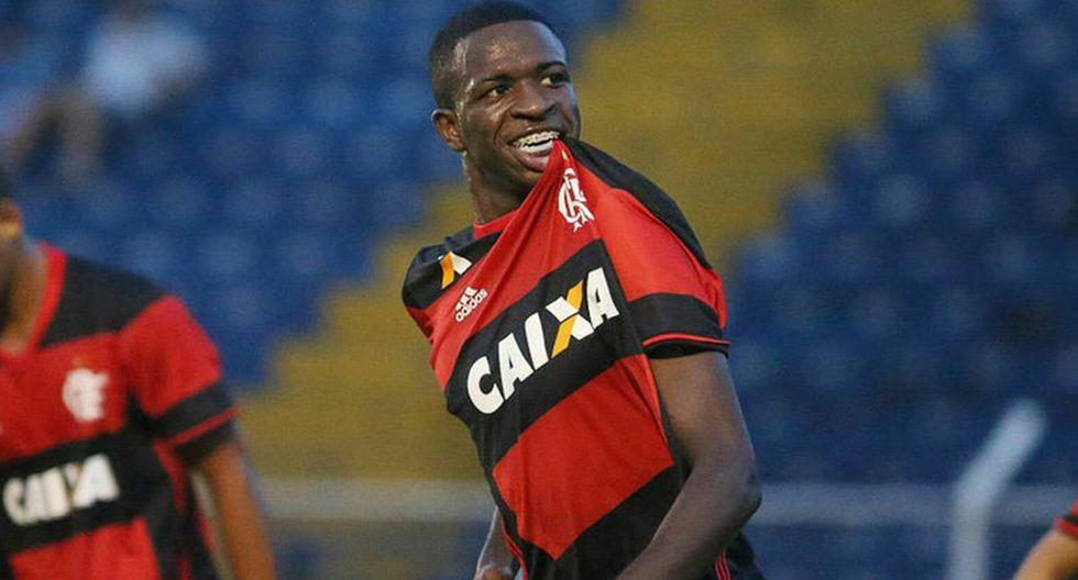 Vinicius Junior. (Getty Images)