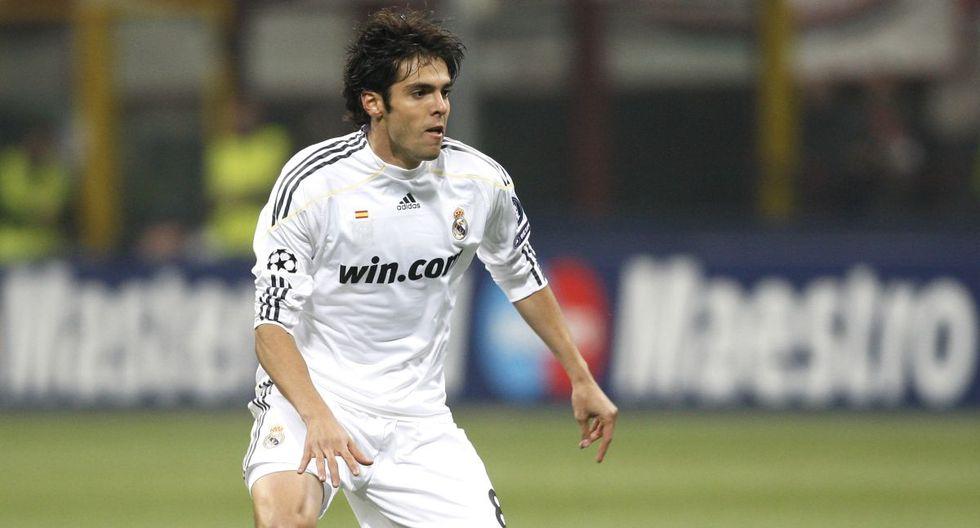 Kaká, 60 millones de euros. (Getty)