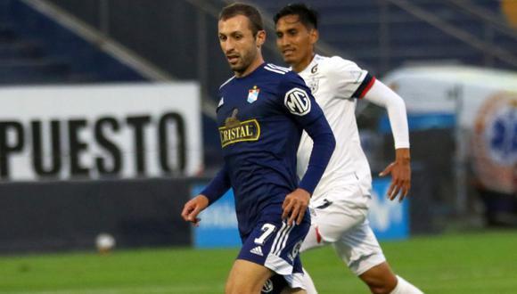 Sporting Cristal y San Martín midieron fuerzas en Matute. (Foto: Liga 1)