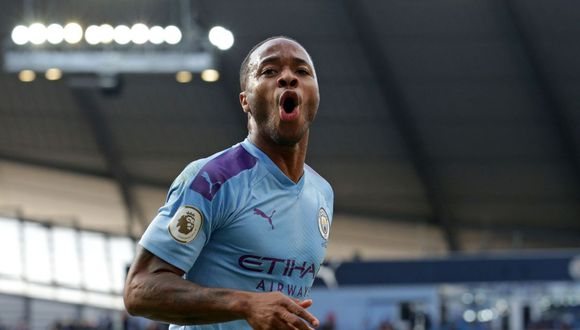 Raheem Sterling es una de las grandes sensaciones del Manchester City en la Premier League. (Foto: AFP)