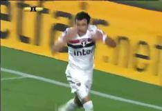 El conjunto paulista anotó dos goles en menos de 5 minutos para el 4-1 en el Sao Paulo vs. Binacional [VIDEO]