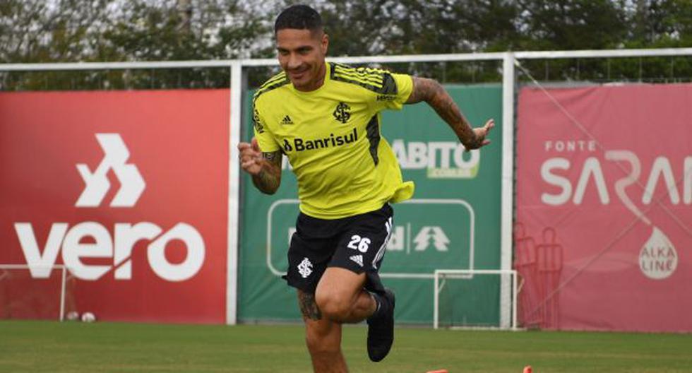 Realizará trabajo especial: Guerrero quedó fuera para el primer partido de la Libertadores