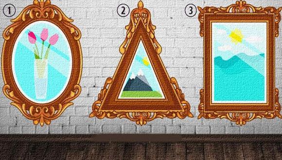Escoge una de las figura geométricas de los espejos y conoce tu peor defecto en la actualidad. (iProfesional)