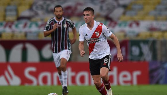 River Plate no pudo mantener su ventaja y terminó igualando con Fluminense por Copa Libertadores 2021. (Foto: River Plate)