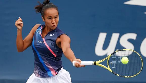 Leylah Fernández suma solo un título a nivel profesional de la WTA: el Abierto de Monterrey disputado a en marzo de 2021. (Foto: Agencias)