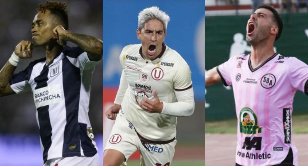 Futbolistas sin equipo para el 2021 (Foto: GEC / Liga 1)