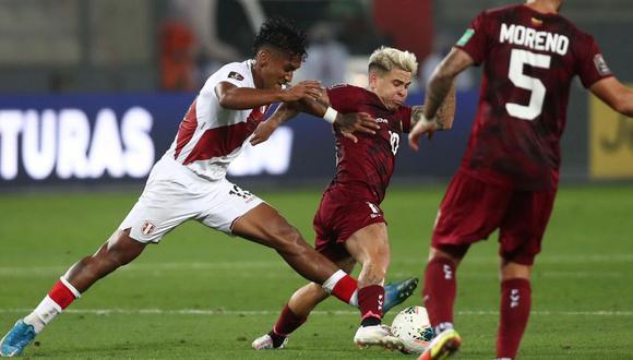 Renato Tapia destacó triunfo de Perú ante Venezuela. (Foto: FPF)