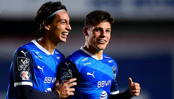 Monterrey venció a Querétaro por la fecha 13 del Apertura 2020 Liga MX. (Twitter)