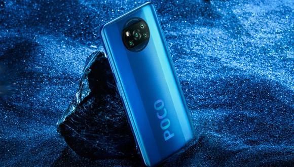 Conoce todas las características y precio del smartphone gamer más barato de Xiaomi, el Poco X3. (Foto: Xiaomi)