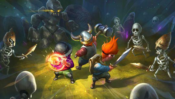 """Steam ofrece """"Quest Hunter"""" y """"Monster Sanctuary"""" con descuento por 48 horas"""