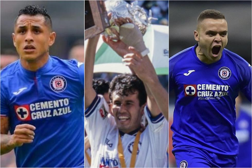 El XI del Cruz Azul con el que Juan Reynoso buscará el título de Liga MX tras 23 años de sequía.