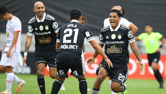 Sporting Cristal enfrentará a Unión Comercio en la semifinales de la Copa Bicentenario. (Foto: Liga de Fútbol Profesional)